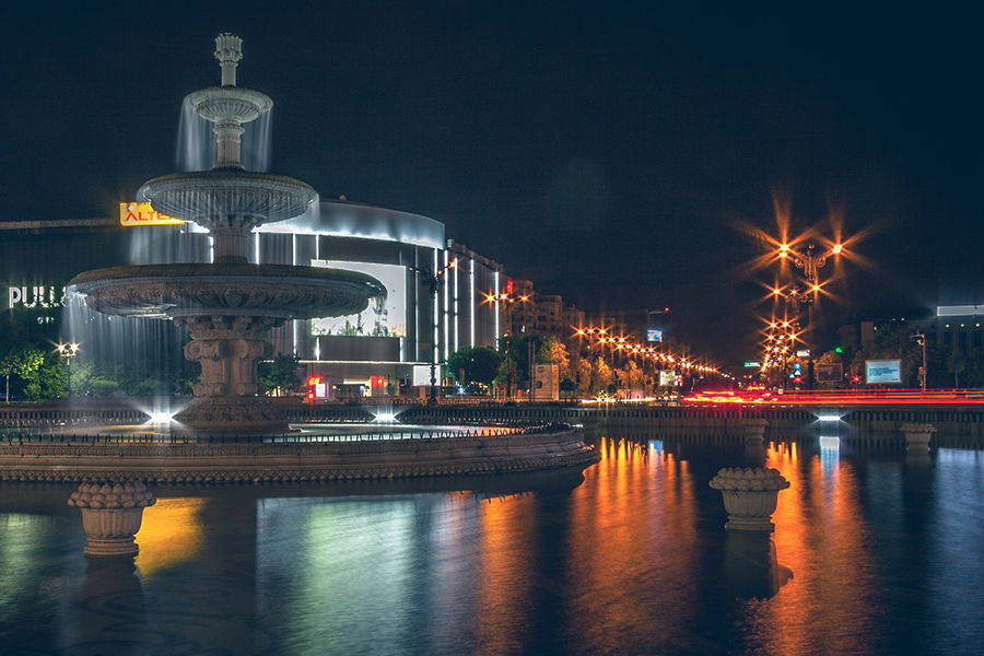 bucharest-night
