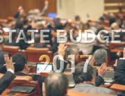 state budget 2017