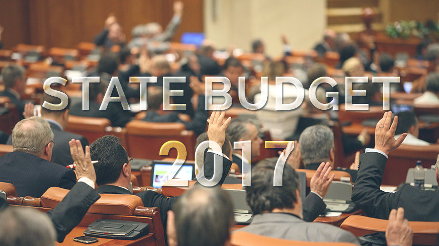 state budget 2017